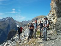 one of the most famous excursions of the Pyrenees