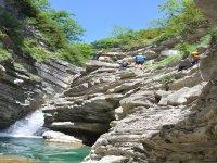 tracing the last waterfall