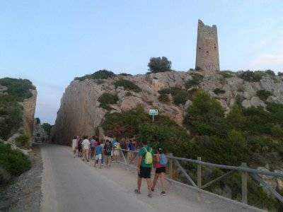 3-hour Hiking Tour in Benicassim