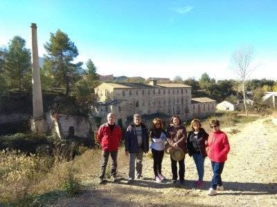 2h 30min Hiking Tour in Banyeres de Mariola