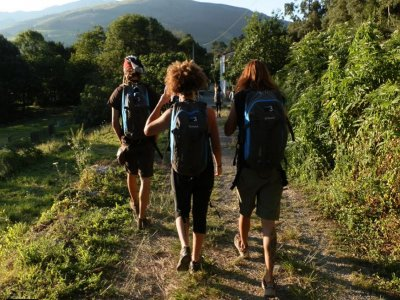 Trekking for Schools Ramales de la Victoria 2h