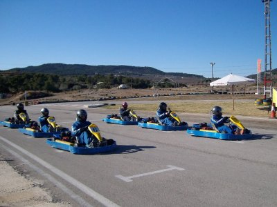 Area ACS  Karting