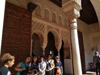 Visitando Granada