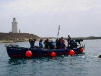 Salidas de buceo en Cádiz