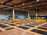 Nuestro centro de camas y trampolines