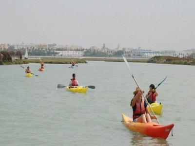 Club Náutico El Trocadero Kayaks