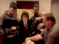 Escape room Madrid Ninth Passage, High Difficulty