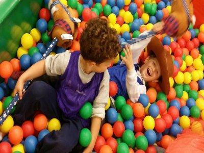 Juego en parque Infantil en Logroño 1 hora