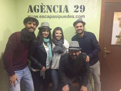 Room Escape en Barcelona pack 2 salas