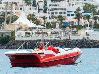 Barco para actividades
