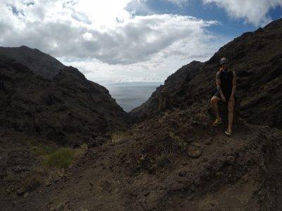 Teide peak trekking ascent