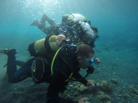 Bautizo de submarinismo La Laguna Tenerife 45 min