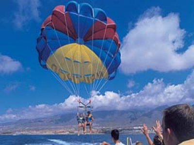 Tenerife Water Sports Parascending