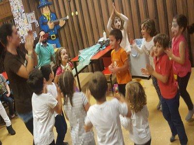 Cumpleaños infantil en Logroño + merienda, 2 horas