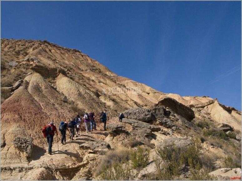 Trekking at Navarra