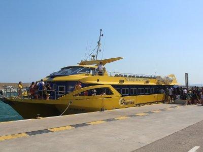 Ruta guiada por la Costa Brava con autocar y barco