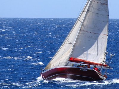 20-Hour Sailing Course in Las Galletas
