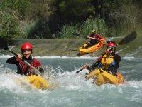 Ruta en kayak por Teruel