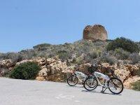 Bicicletas electricas en Serra Gelada