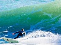 en busca de olas