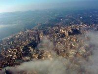 Toledo entre la bruma