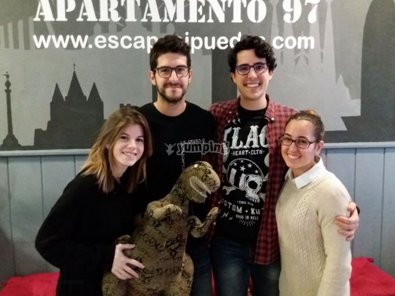 Escape room in Barcelona