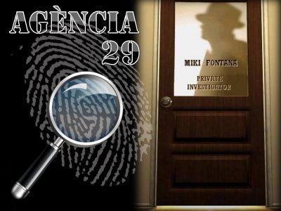 Escape Game Agency 29 Barcelona 1 ora