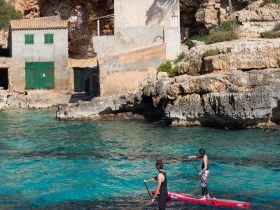 Wind and Water Experience Paddle Surf