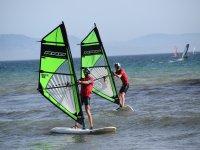 Cursos de windsurf de 3 días