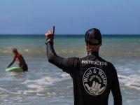Clase de surf privada