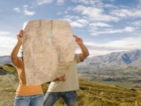 Mirando un mapa