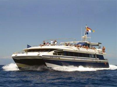 Viajes Nere Izerdie Paseos en Barco