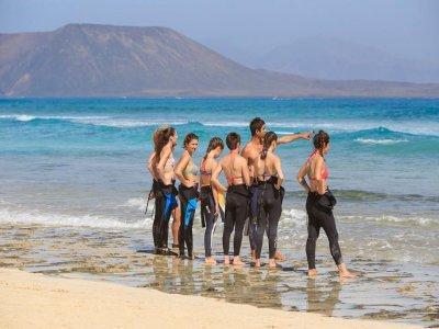 Campamento de Surf en Fuerteventura 1 semana