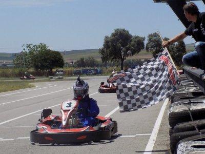 Mini Gran Premio de karting Circuito Villafranca