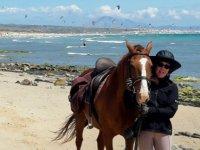 Excursión a caballo por Campo de Gibraltar