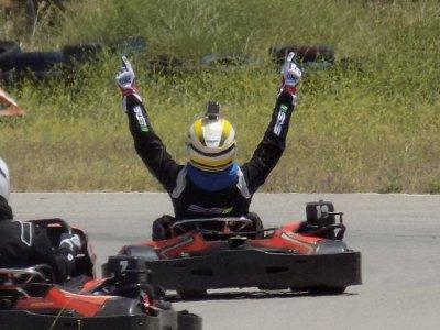 Gran Premio de karting en circuito de Villafranca