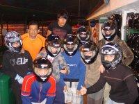 Grupo de karts