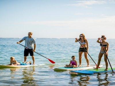 瓦伦西亚海滩多活动水上4小时