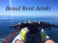 Benal Rent Jetski Flyboard
