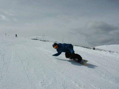 Curso particular de snowboard en La Masella 3h