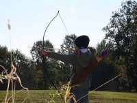 用弓箭学习