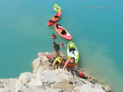 Solomonte Experiencias Kayaks