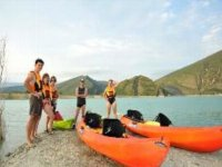 Travesías en kayak