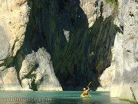 Kayak por el Entremón