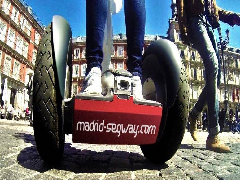 Segway en Madrid