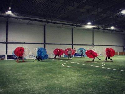 Bubble Football grupos escolares 3 horas