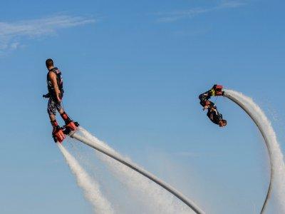 Flyboard y ruta moto de agua para 2 Ametlla De Mar