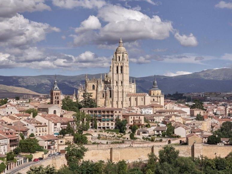 来自alcaza的景色