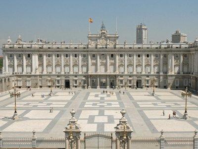 Visita guidata al Palazzo Reale di Madrid