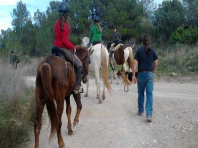 Turiaactiva Rutas a Caballo